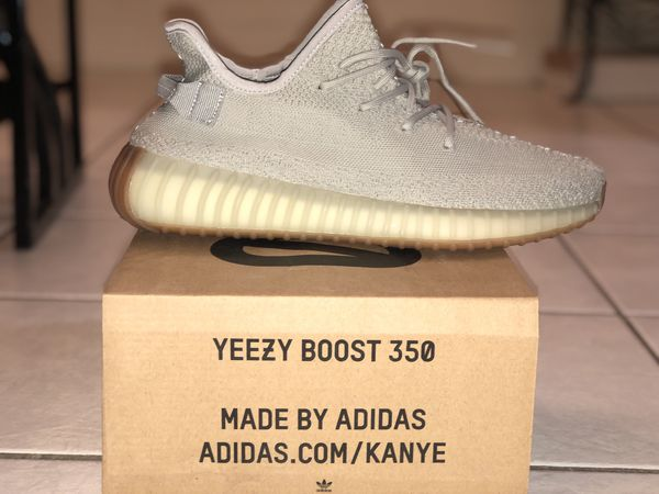 3531f6ed31d Adidas yeezy boost 350 v2 sesame for Sale in Riverside