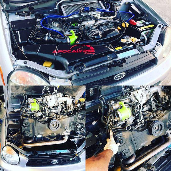 Professional Subaru Engine Ej20 Ej25 Replacement For Sale