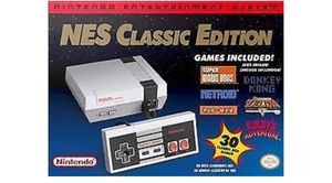 Brand new Nintendo Mini Classic for Sale in Gaithersburg, MD