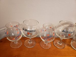 Belgian beer glasses for Sale in Alexandria, VA