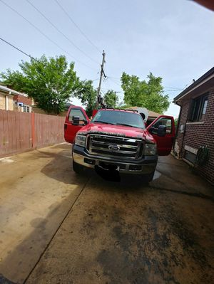 2007 Ford F550, used for sale  US
