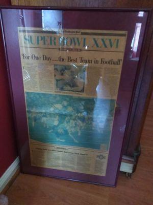 Redskin memorabilia for Sale in Manassas Park, VA