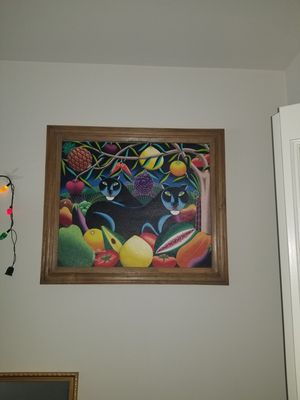 Great Haitian Painting for Sale in Silver Spring, MD