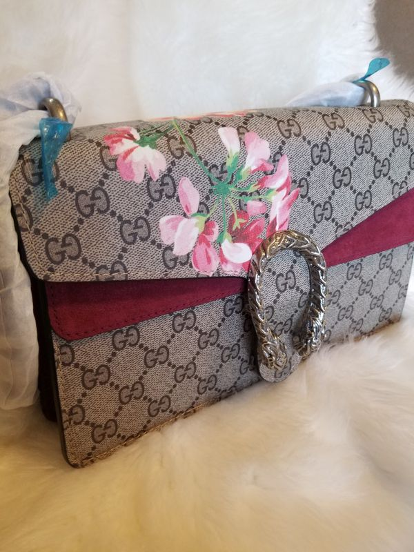 4ddbea3b8 GUCCI Dionysus small GG Blooms shoulder bag blooms print for Sale in ...