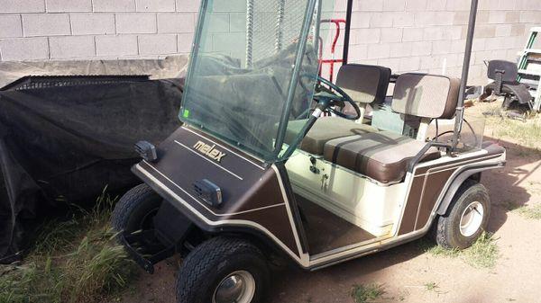 Melex electric golf cart for Sale in Mesa, AZ - OfferUp