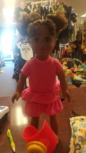 """18"""" doll for Sale in Graham, WA"""