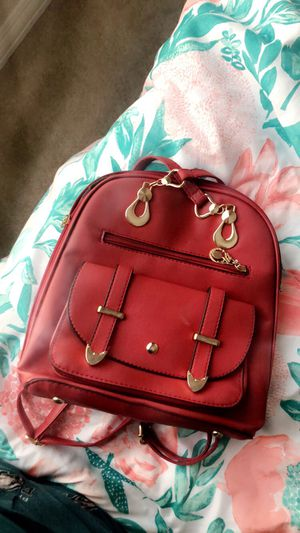 13b18c769eb8ba New and Used Leather backpack for Sale in Phoenix, AZ - OfferUp