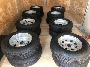 205/75/14 & 205/75/15 Per Tire + Tax for Sale in Tampa, FL