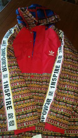Adidas X Pharell Williams PW Padded Jacket Thumbnail