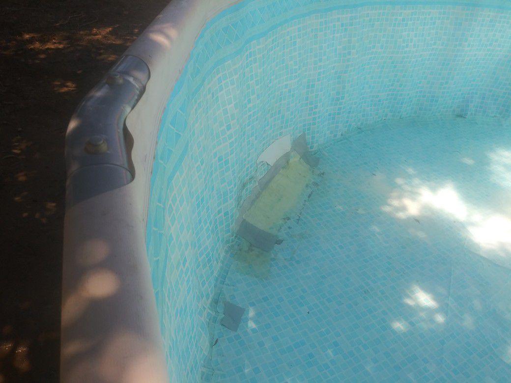 Summerwave Pool Frame 14 X 36