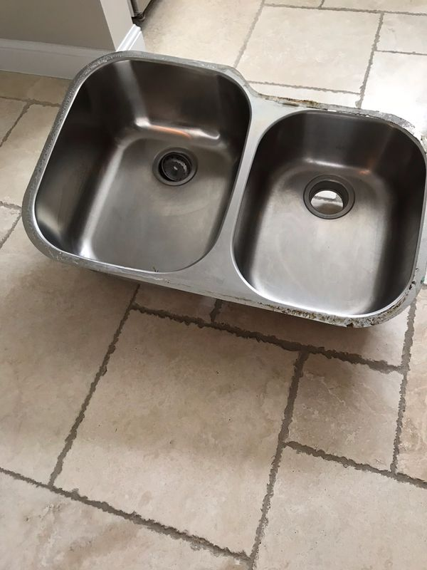 Franke Undermount Double Kitchen Sink For Sale In Fort Lauderdale