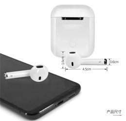 I12 TWS Headphone AirPod iPhone Samsung Bluetooth Wireless Thumbnail