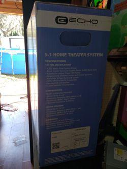 Echo acoustics home theater ea-4000 Thumbnail
