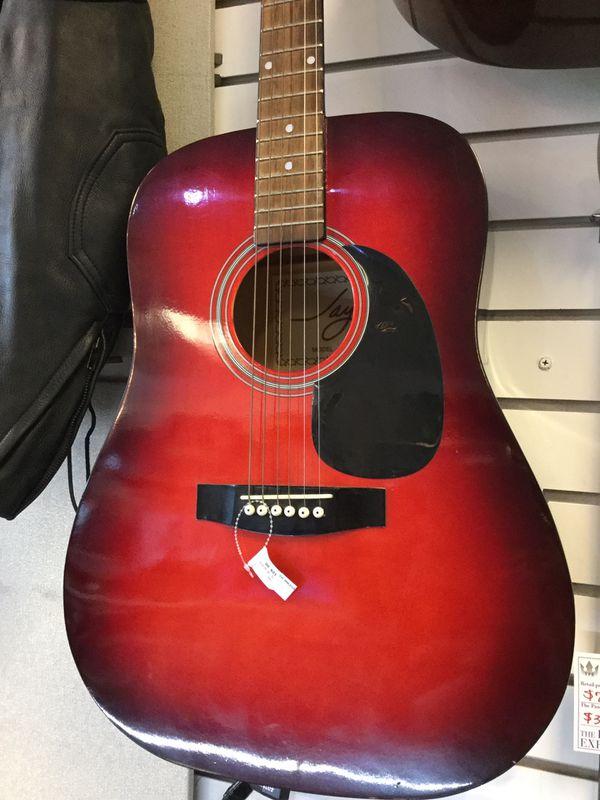 Jay Jr Acoustic Guitar #13972 for Sale in Maricopa, AZ ...