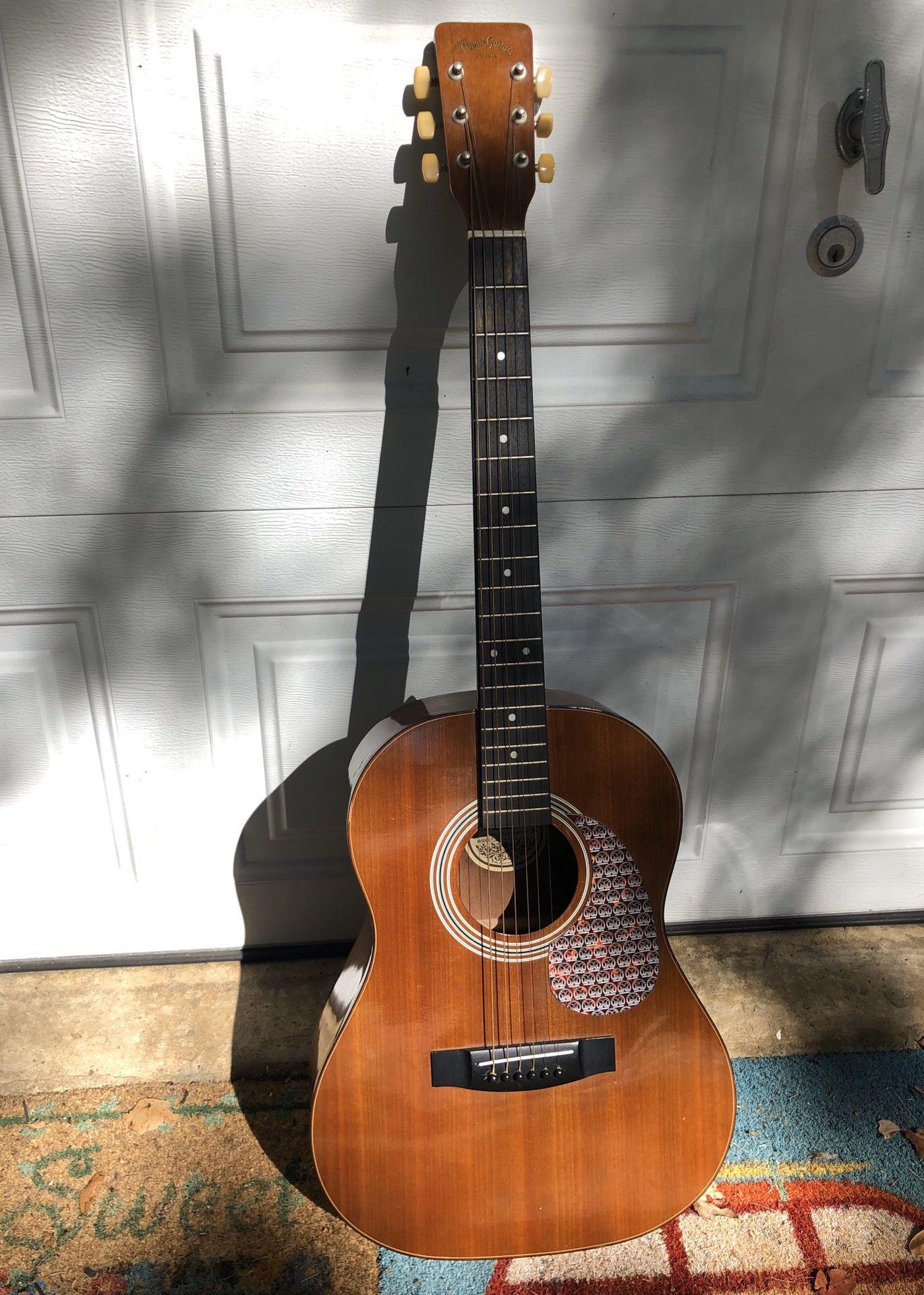 Guitars rare hondo Hondo Guitar.