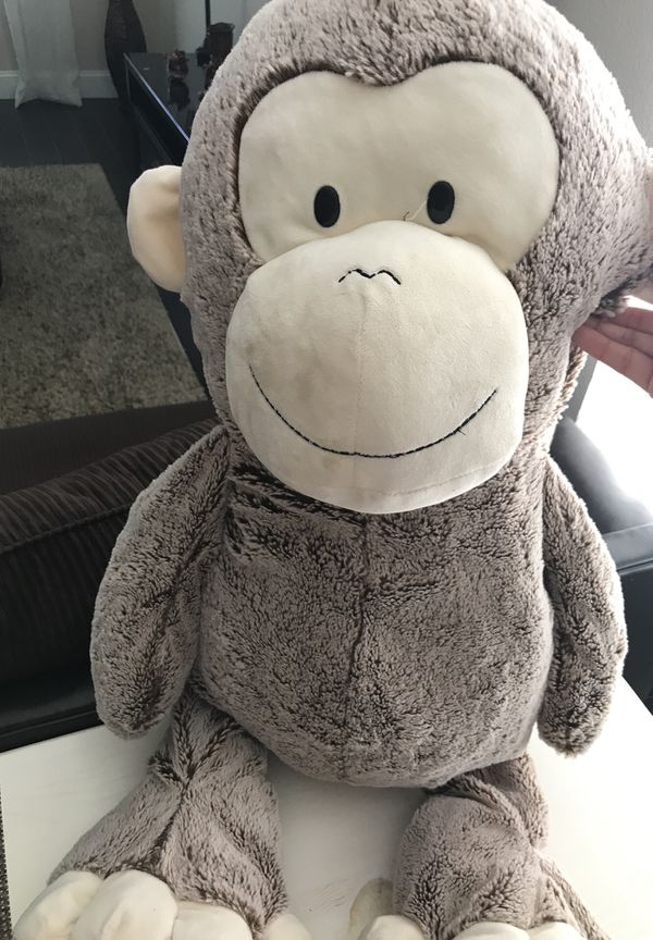 Plush Monkey For Sale In Beaumont Ca Offerup