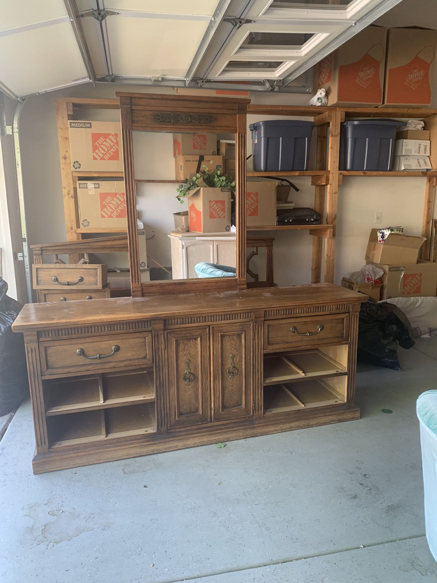 Vintage dresser trying to get rid of ASAP