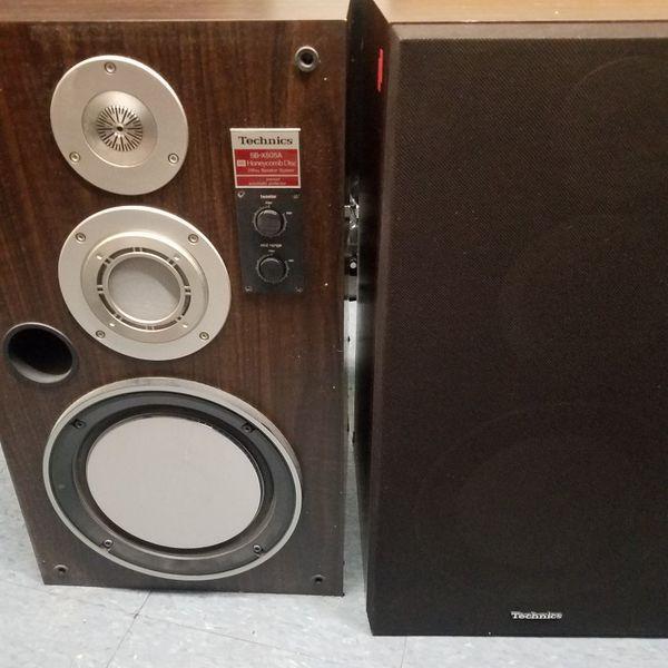 Speakers Technics sb-505A for Sale in Whittier, CA - OfferUp