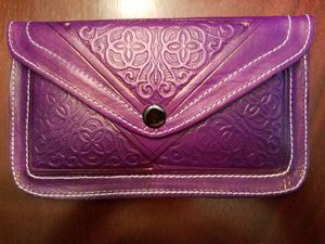 Genuine Leather Wallet for Sale in Bethesda, MD