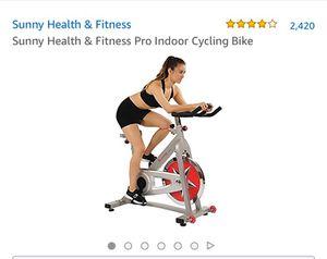 Sunny cycling bike for Sale in Alexandria, VA