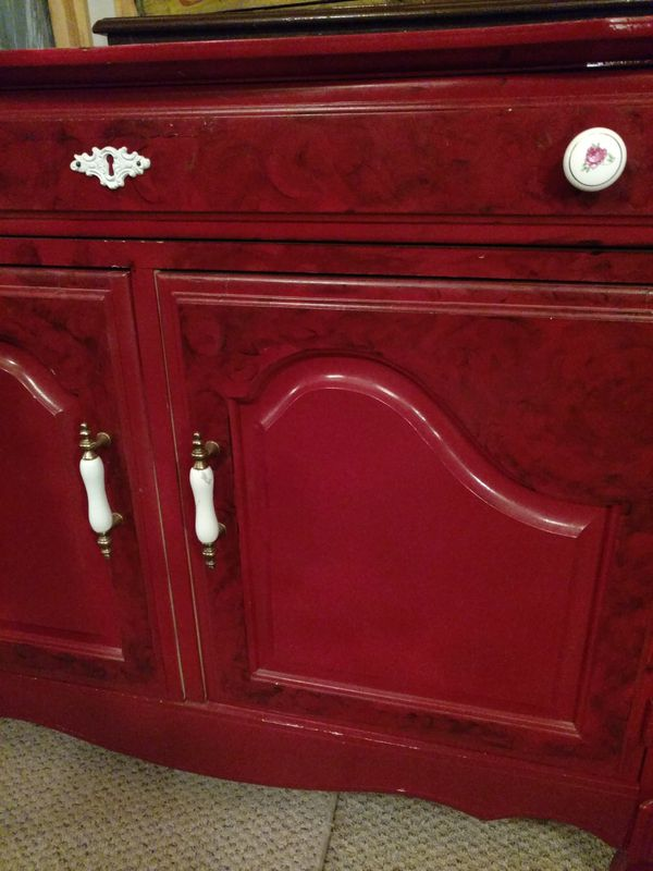 Wet Bar Cabinet Buffet (Furniture) in Uniontown, OH - OfferUp