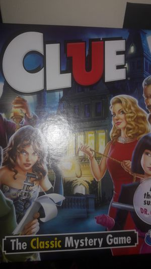 Board Game Clue for Sale in Halethorpe, MD