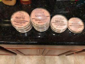 Rimmel matte pressed powder compacte for Sale in Ocoee, FL