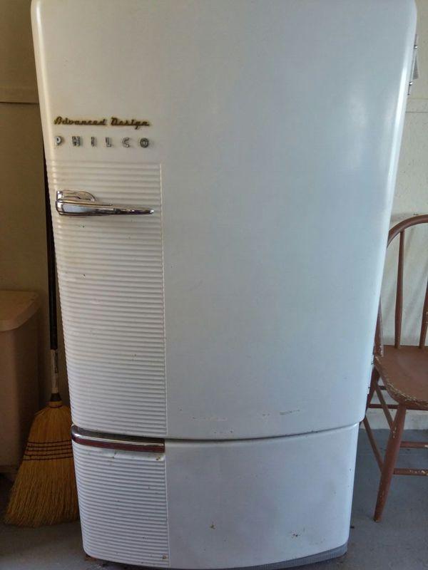 Vintage Philco Advanced Design Refrigerator For Sale In Grand Rapids MN
