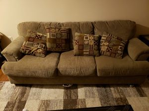 3 piece couch set only $150 for Sale in Capitol Heights, MD