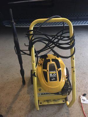 Karcher 6.0 pressure washer for Sale in Gaithersburg, MD