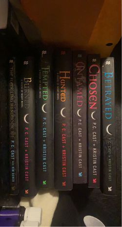 7 Different Series And 5 Individual Books  Thumbnail