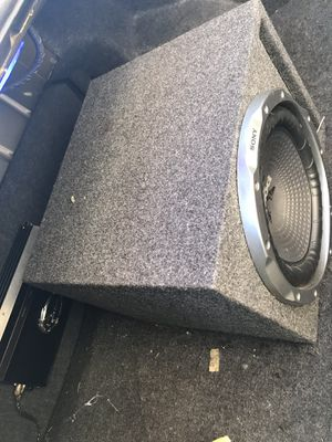 Subwoofer for Sale in Baltimore, MD
