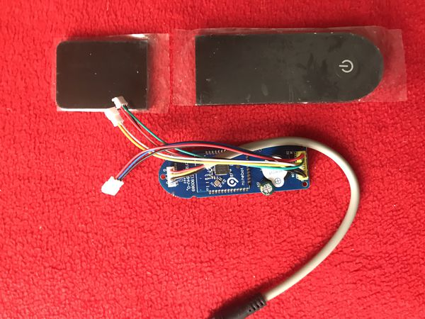M365 Circuit board and Dash Cover Bluetooth Xiaomi Ninebot for Sale in  Santa Monica, CA - OfferUp