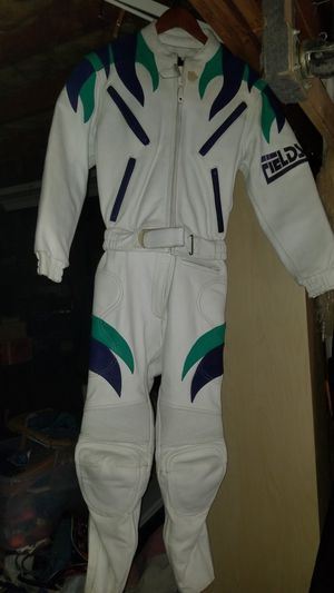 Fieldsheer motorcycle leathers for Sale in Bremerton, WA
