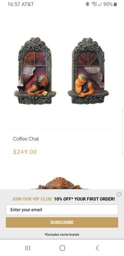 Coffee Chat Art Work  Thumbnail