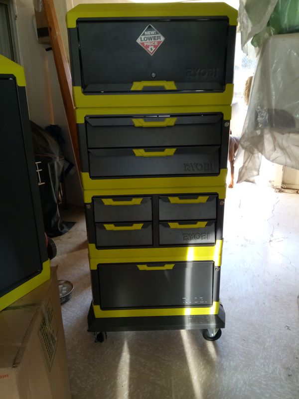 RYOBI Toolblox storage system for Sale in San Diego, CA - OfferUp