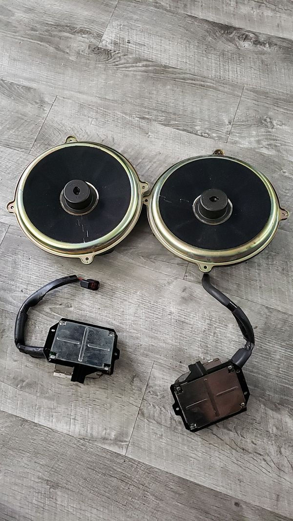 Bose Car Speakers >> Oem Bose Car Speakers From Mazda Rx 8 For Sale In Clearwater Fl