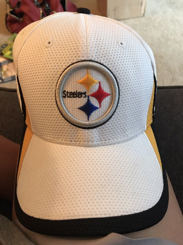 617572e4f Pittsburgh Steelers Fitted Hat for Sale in Raleigh, NC - OfferUp