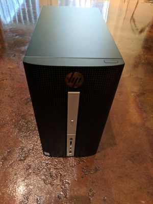 HP Desktop PC - i7-7700 - 8GB & 2TB - Mint for Sale in undefined