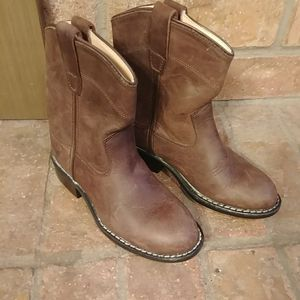 Children's Old West 4151 Roper Boys Boots for Sale in Wichita, KS