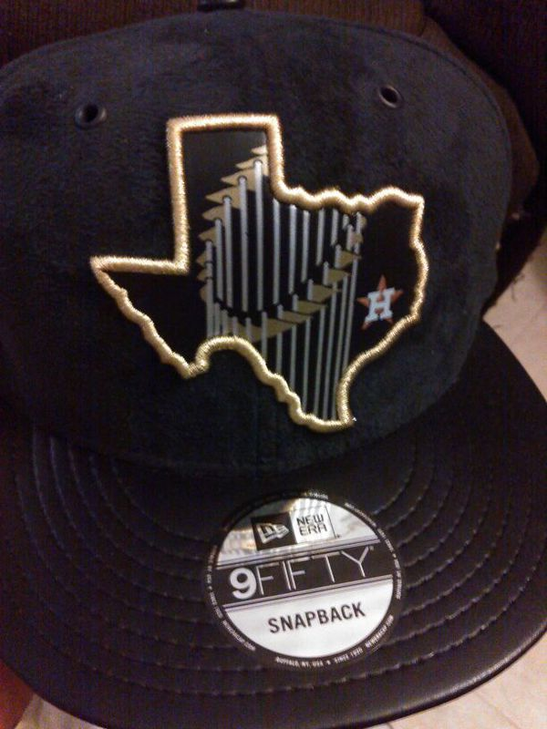 premium selection 3e744 f1078 Houston astros World series hat for Sale in Channelview, TX - OfferUp