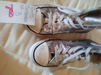 GIRLS Converse Shoes Thumbnail