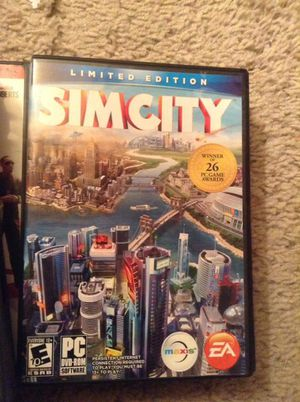 Sim City ☆ Limited Edition for Sale in Santa Monica, CA