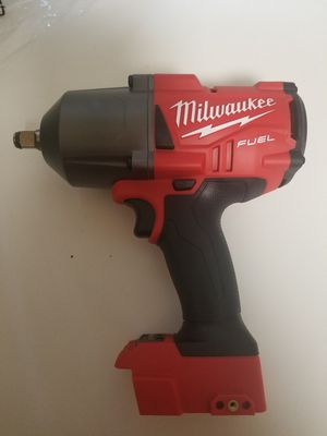 Milwaukee m18 fuel 1/2 impact wrench for Sale in Azalea Park, FL