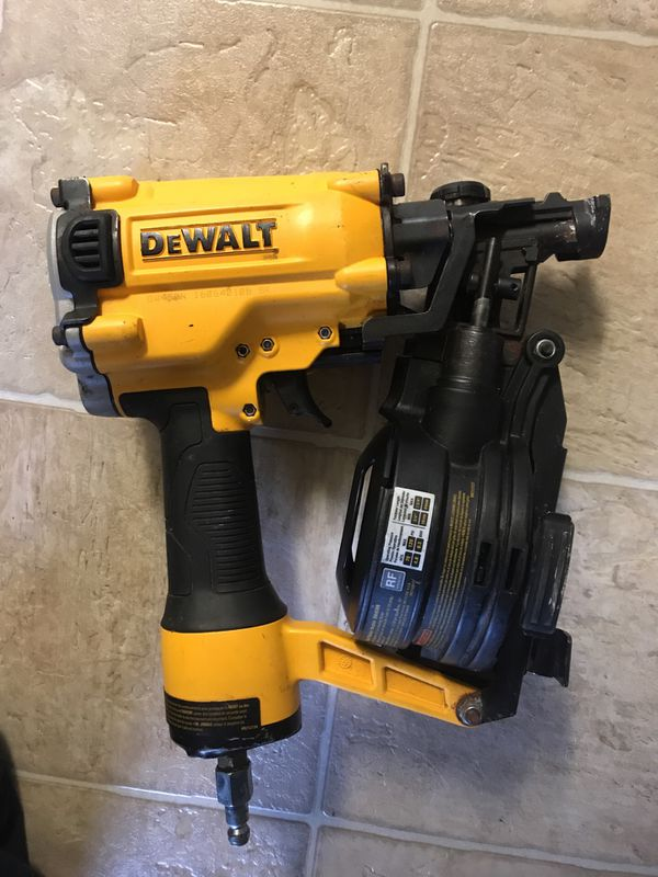 Finishing nail gun (Tools & Machinery) in Sutton, WV - OfferUp