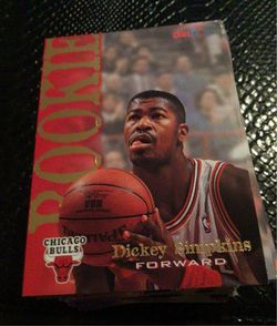 Basketball rookie cards over 100 some duplicate $15 Thumbnail
