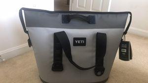 Yeti Hopper Two 30 leakproof cooler $300 for Sale in Manassas, VA