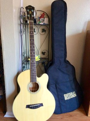 Ibenez AEB5E-NT Acoustic Electric Bass Guitar for Sale in Casselberry, FL