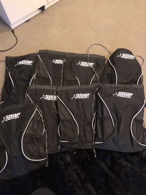 Athletic string back packs for the gym for Sale in Beaverton, OR