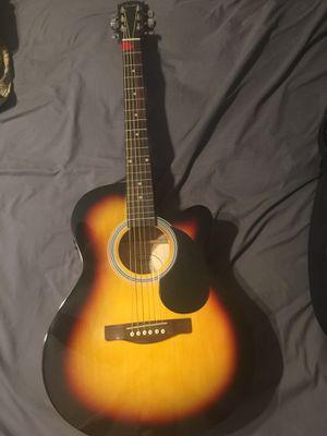 Fender Sunburst Acoustic Electric Guitar for Sale in Ballinger, TX